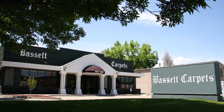 Bassett Carpets Showroom