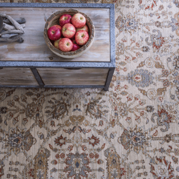 Area Rug floor | Bassett Carpets