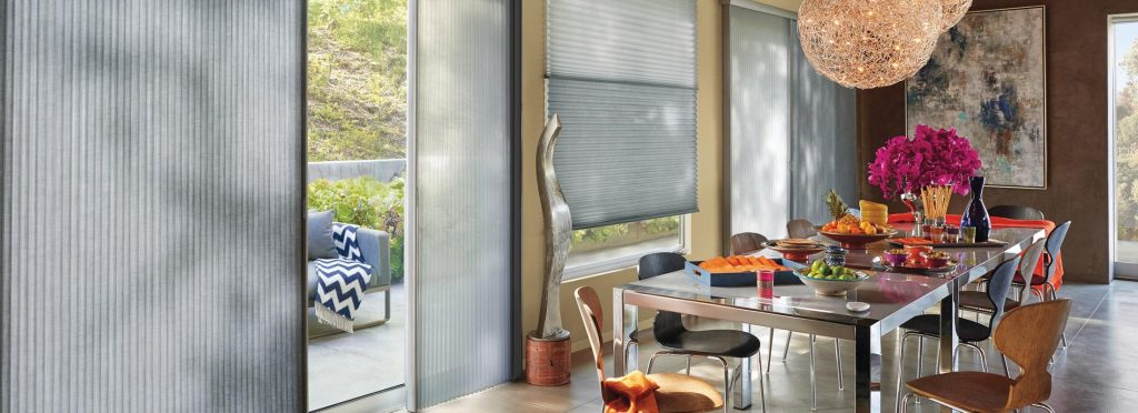 hunter Douglas | Bassett Carpets