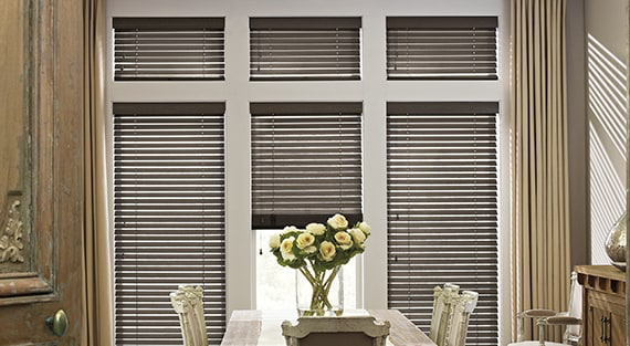 wooden blinds parkland | Bassett Carpets