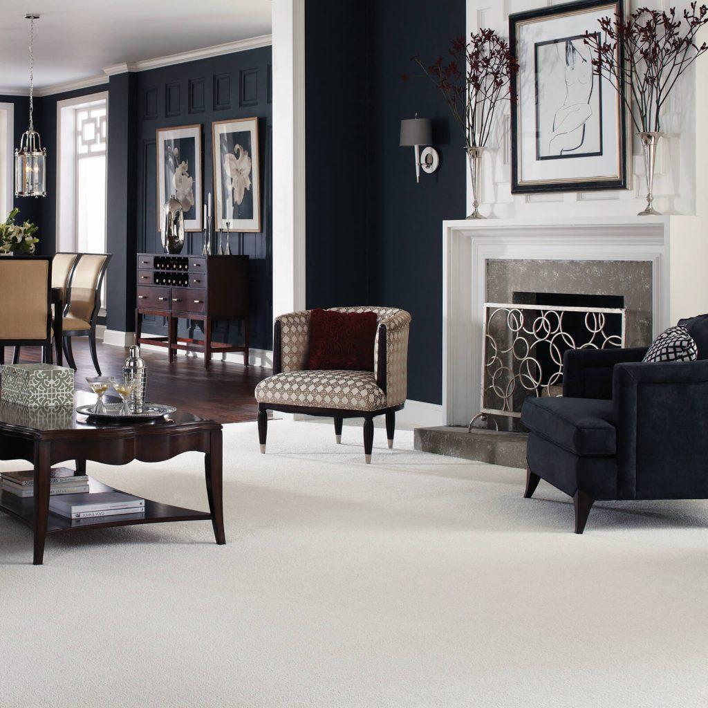 Living room interior | Bassett Carpets