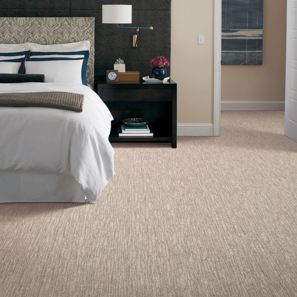 New carpet in bedroom | Bassett Carpets