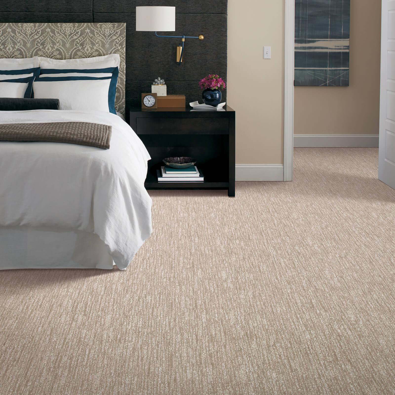 New carpet in bedroom | Bassett Carpets