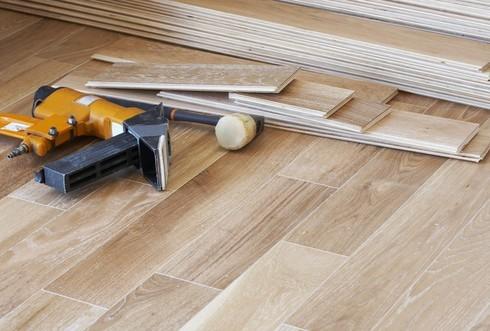 Hardwood installation | Bassett Carpets