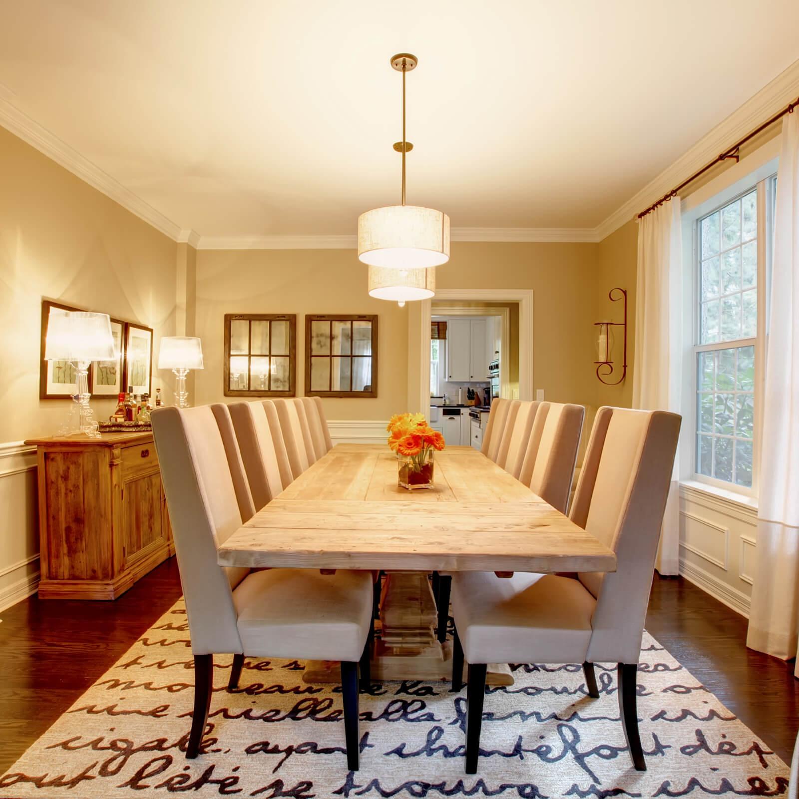 Choosing the Best Rug for Your Dining Room | Bassett Carpets