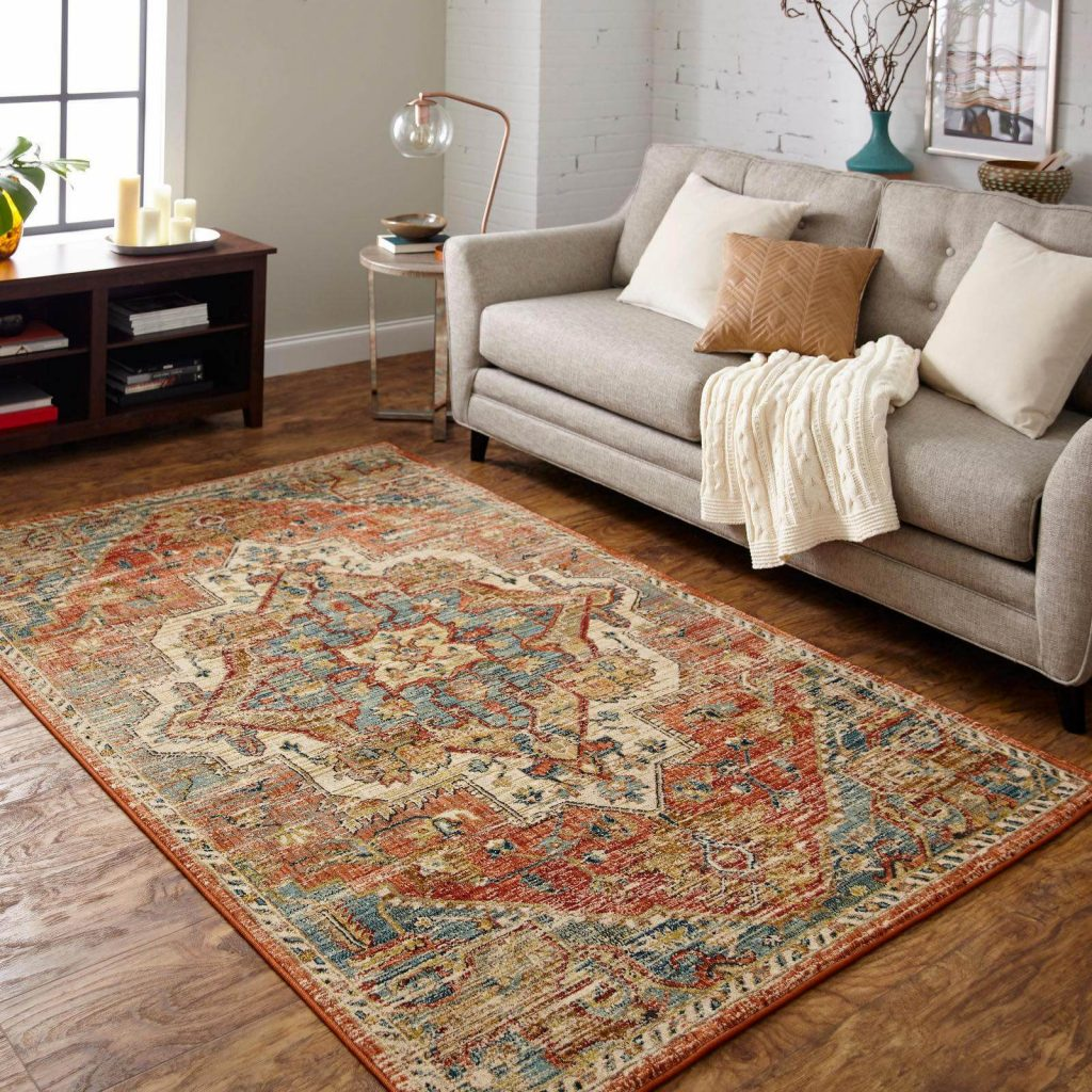 How to Select a Rug for Your Living Area | Bassett Carpets