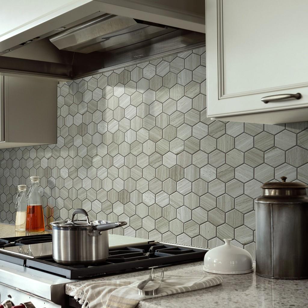 Natural Stone in the Kitchen | Bassett Carpets