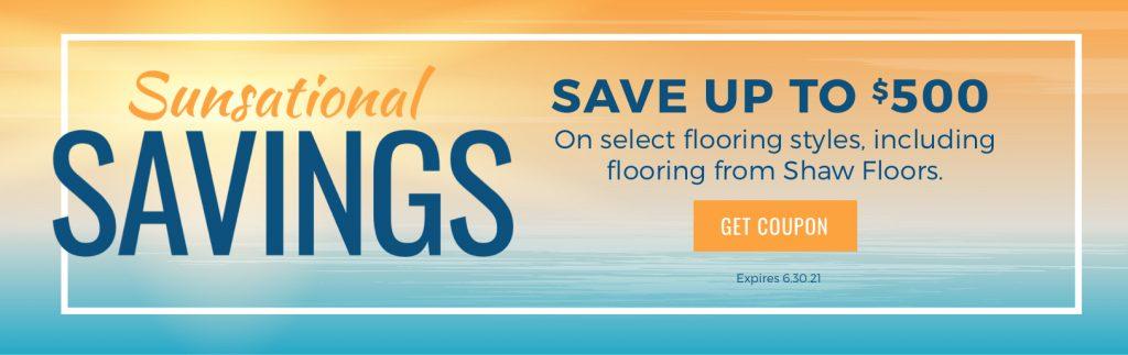 Sunsational Savings Sale   Bassett Carpets