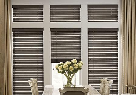 wooden blinds parkland | Bassett Carpets